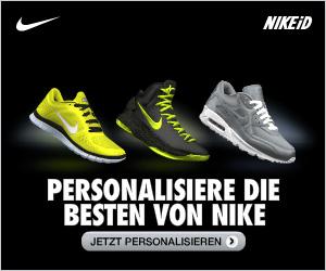 Schuhe selber designen mit NikeiD.